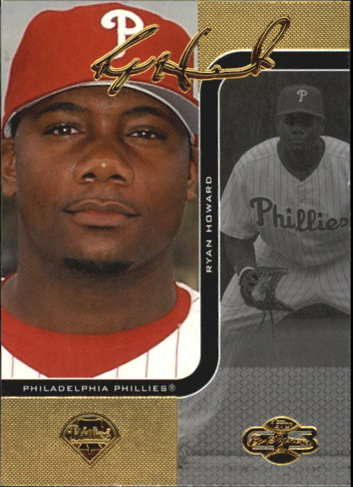 2006 Topps Co-Signers #21 Ryan Howard