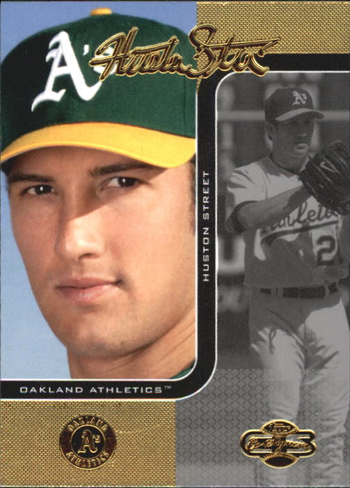 2006 Topps Co-Signers #24 Huston Street