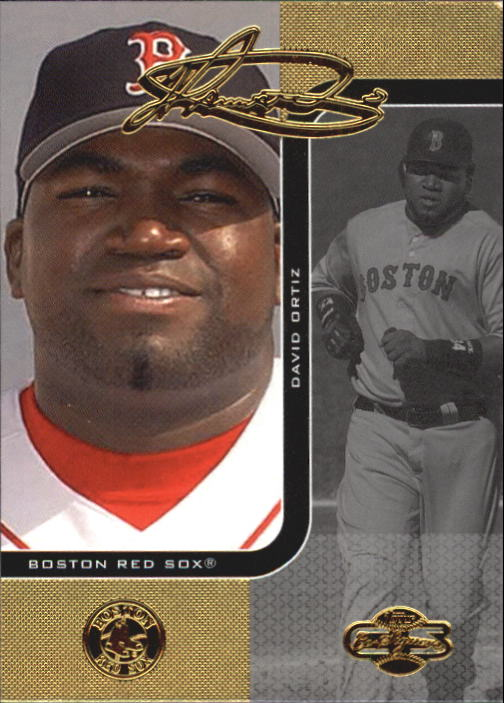 2006 Topps Co-Signers #52 David Ortiz