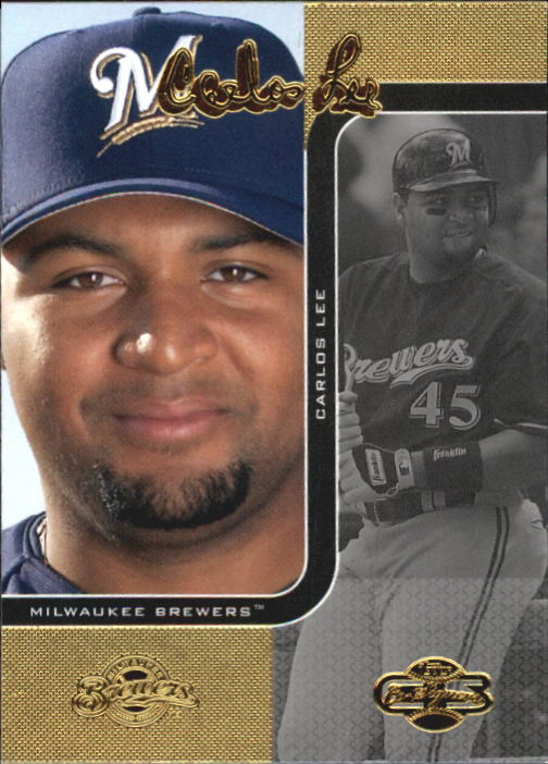 2006 Topps Co-Signers #62 Carlos Lee