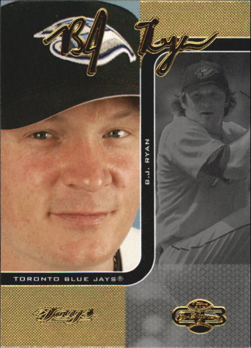 2006 Topps Co-Signers #68 B.J. Ryan