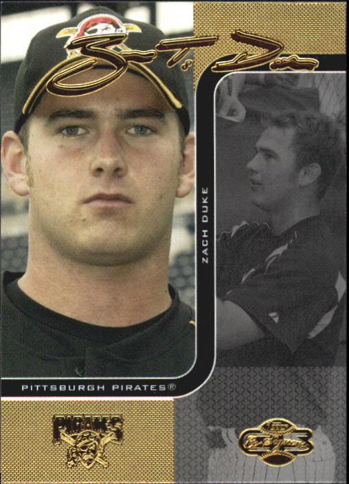 2006 Topps Co-Signers #77 Zach Duke