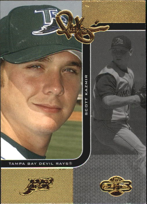 2006 Topps Co-Signers #80 Scott Kazmir