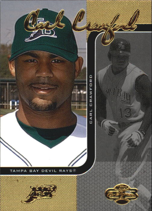 2006 Topps Co-Signers #81 Carl Crawford