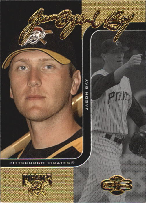 2006 Topps Co-Signers #88 Jason Bay