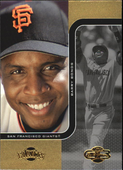 2006 Topps Co-Signers #100 Barry Bonds