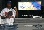 2006 Topps Co-Signers #104 F.Liriano AU G (RC)