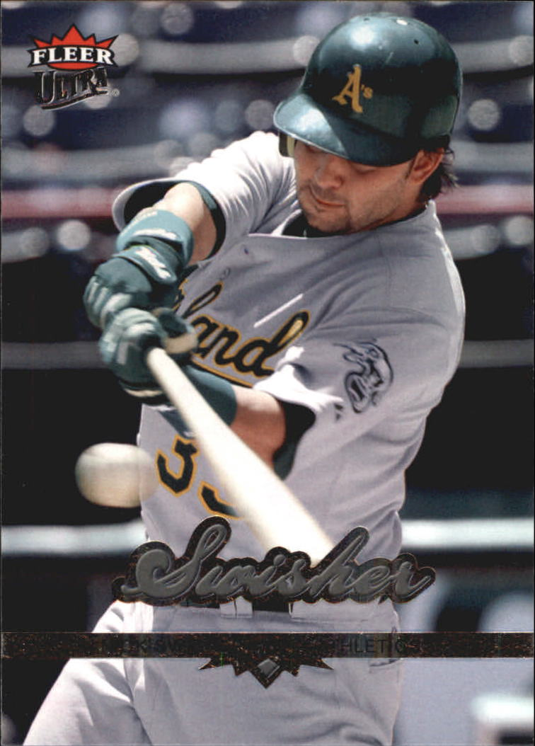 2006 Ultra #17 Nick Swisher