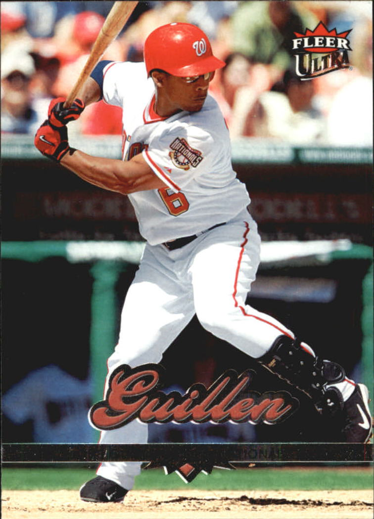 2006 Ultra #100 Jose Guillen