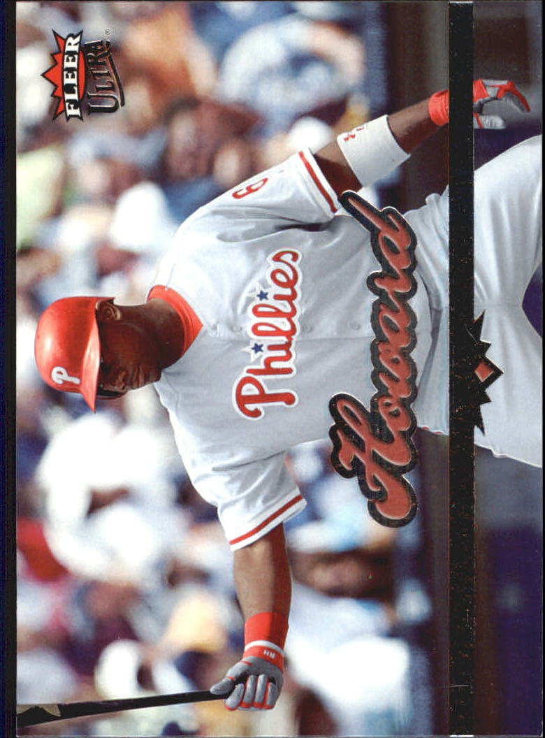 2006 Ultra #119 Ryan Howard