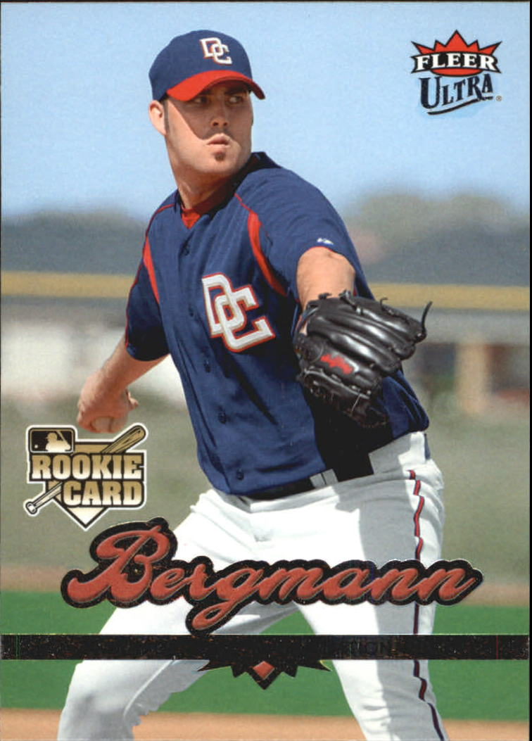 2006 Ultra #200 Jason Bergmann RC