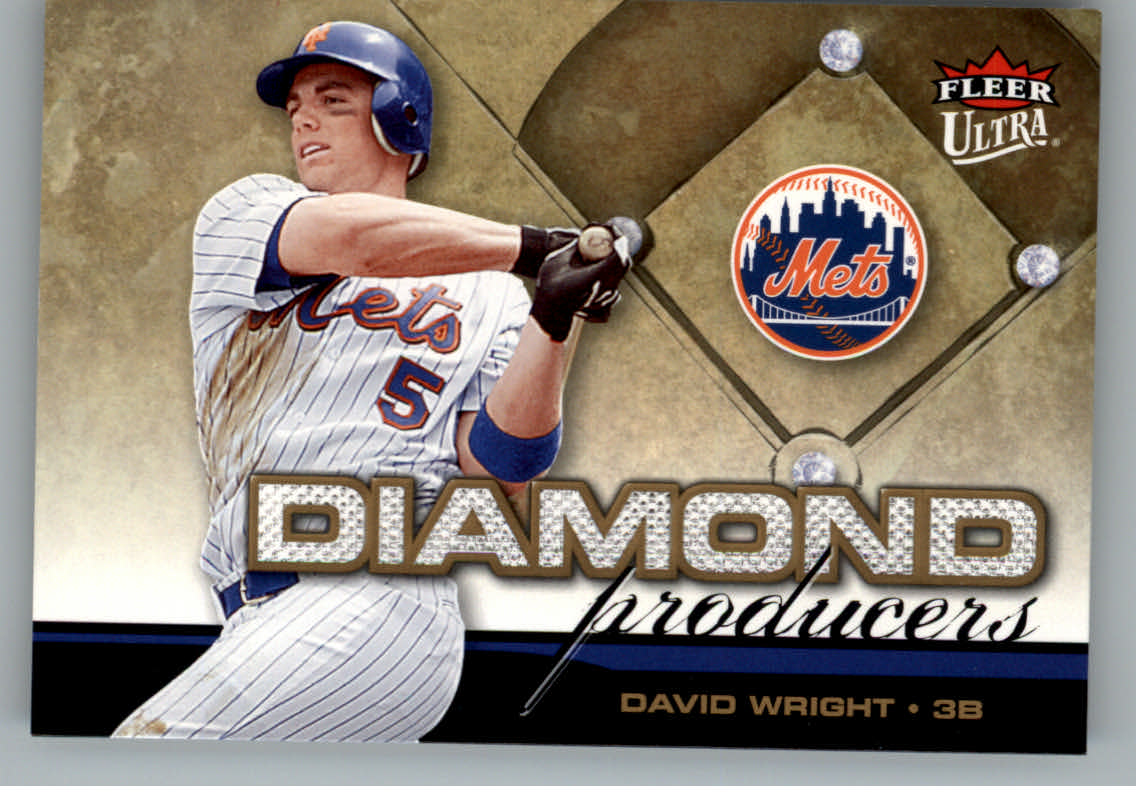 2006 Ultra Diamond Producers #DP21 David Wright