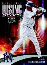 2006 Ultra Rising Stars #URS6 Robinson Cano