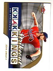 2006 Ultra Strikeout Kings #SOK10 John Smoltz