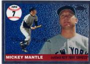 2006 Topps Chrome Mantle Home Run History #MHRC7 Mickey Mantle