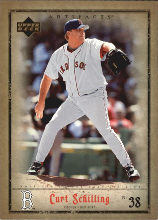 2006 Artifacts #11 Curt Schilling