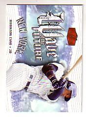 2006 Flair Showcase Wave of the Future #26 Robinson Cano