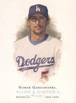 2006 Topps Allen and Ginter #19 Nomar Garciaparra