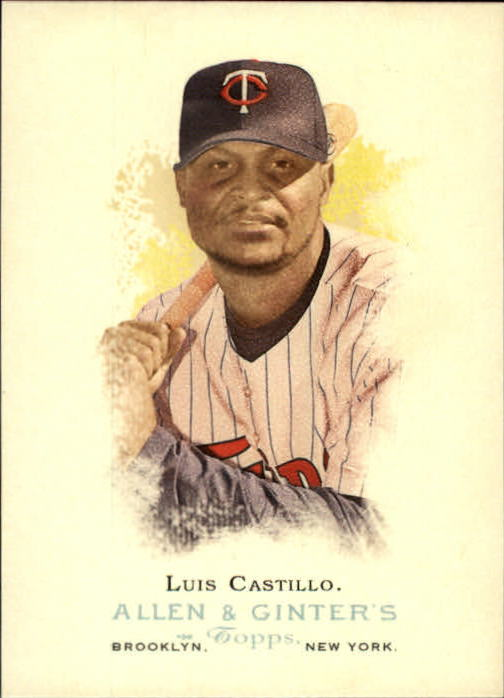 2006 Topps Allen and Ginter #42 Luis Castillo