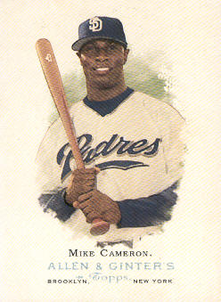 2006 Topps Allen and Ginter #83 Mike Cameron