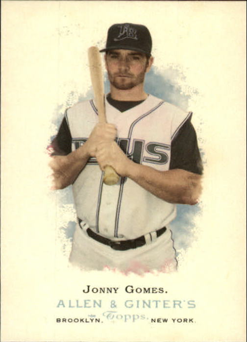 2006 Topps Allen and Ginter #89 Jonny Gomes