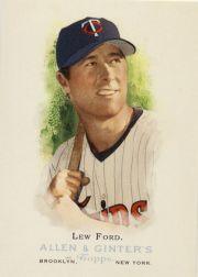 2006 Topps Allen and Ginter #124 Lew Ford