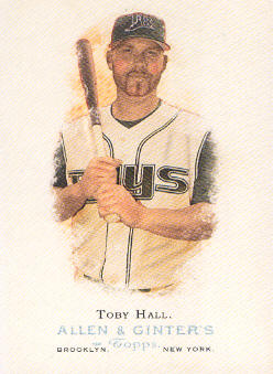 2006 Topps Allen and Ginter #137 Toby Hall