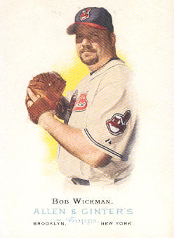 2006 Topps Allen and Ginter #241 Bob Wickman