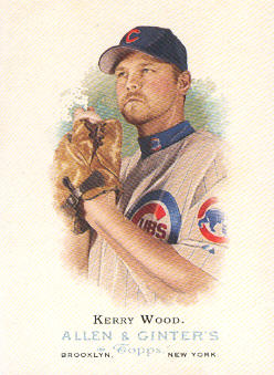 2006 Topps Allen and Ginter #243 Kerry Wood