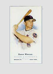 2006 Topps Allen and Ginter Mini #8 David Wright