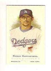 2006 Topps Allen and Ginter Mini #19 Nomar Garciaparra