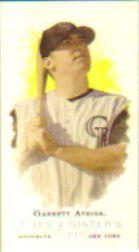 2006 Topps Allen and Ginter Mini #118 Garrett Atkins