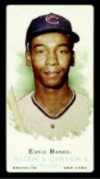 2006 Topps Allen and Ginter Mini Black #286 Ernie Banks