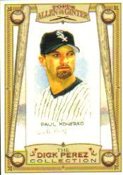 2006 Topps Allen and Ginter Dick Perez #6 Paul Konerko
