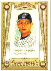 2006 Topps Allen and Ginter Dick Perez #11 Miguel Cabrera