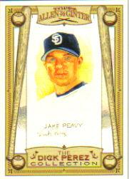 2006 Topps Allen and Ginter Dick Perez #23 Jake Peavy