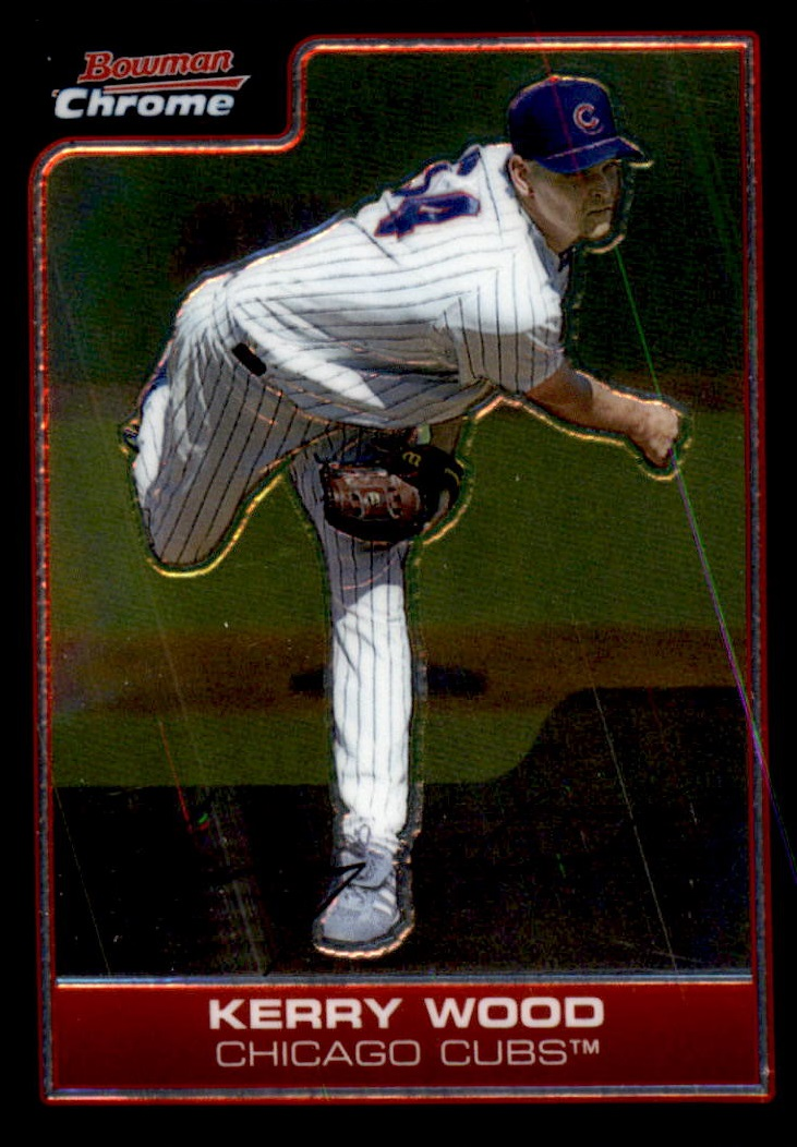 2006 Bowman Chrome #21 Kerry Wood