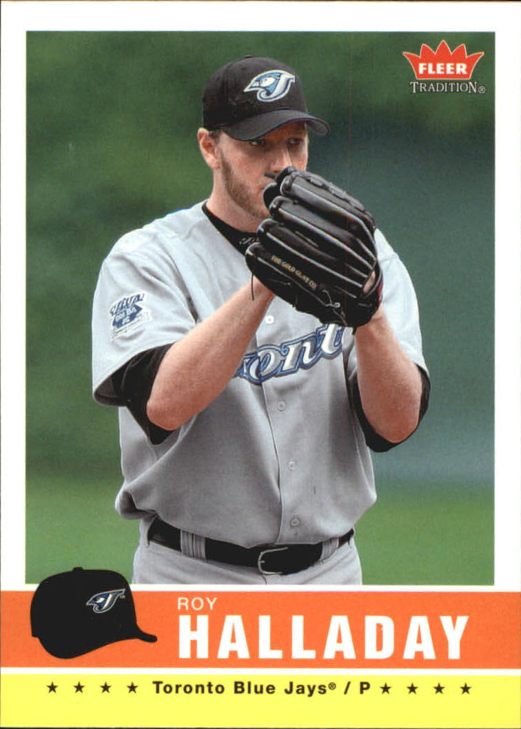 2006 Fleer Tradition #34 Roy Halladay