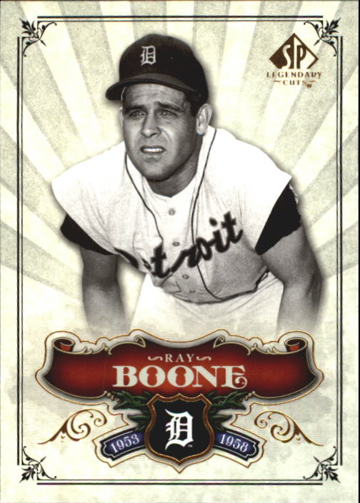 2006 SP Legendary Cuts #94 Ray Boone