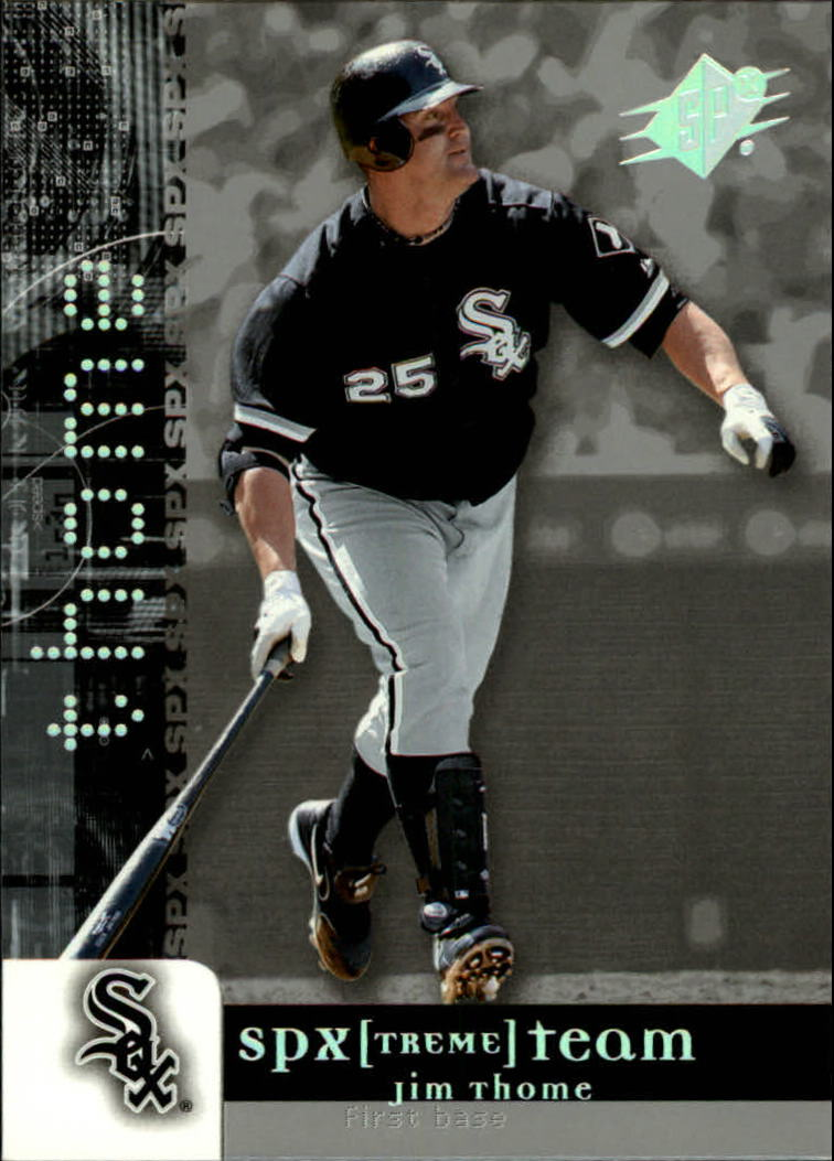 2006 SPx SPxtreme Team #JT Jim Thome