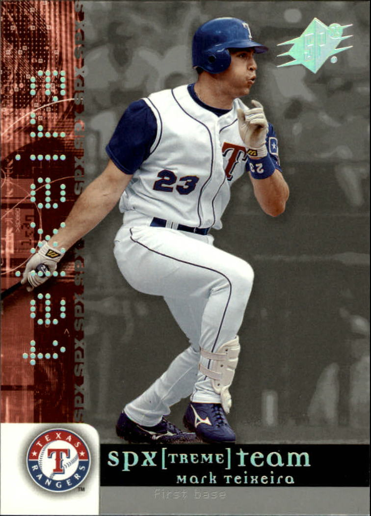2006 SPx SPxtreme Team #MT Mark Teixeira