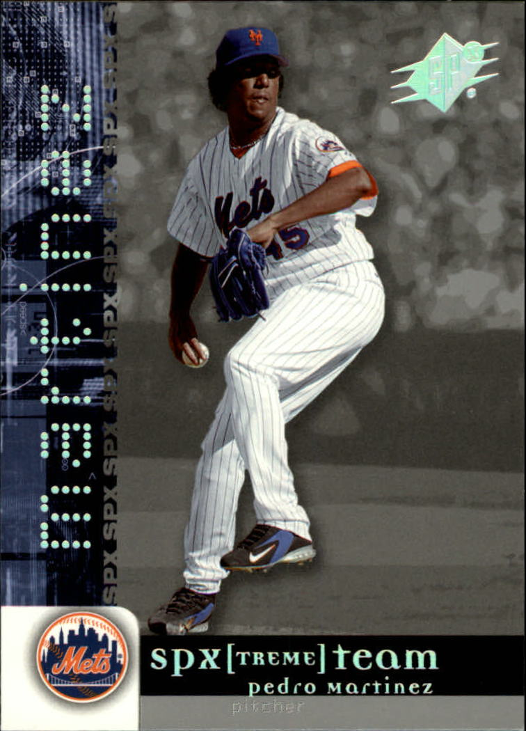2006 SPx SPxtreme Team #PM Pedro Martinez