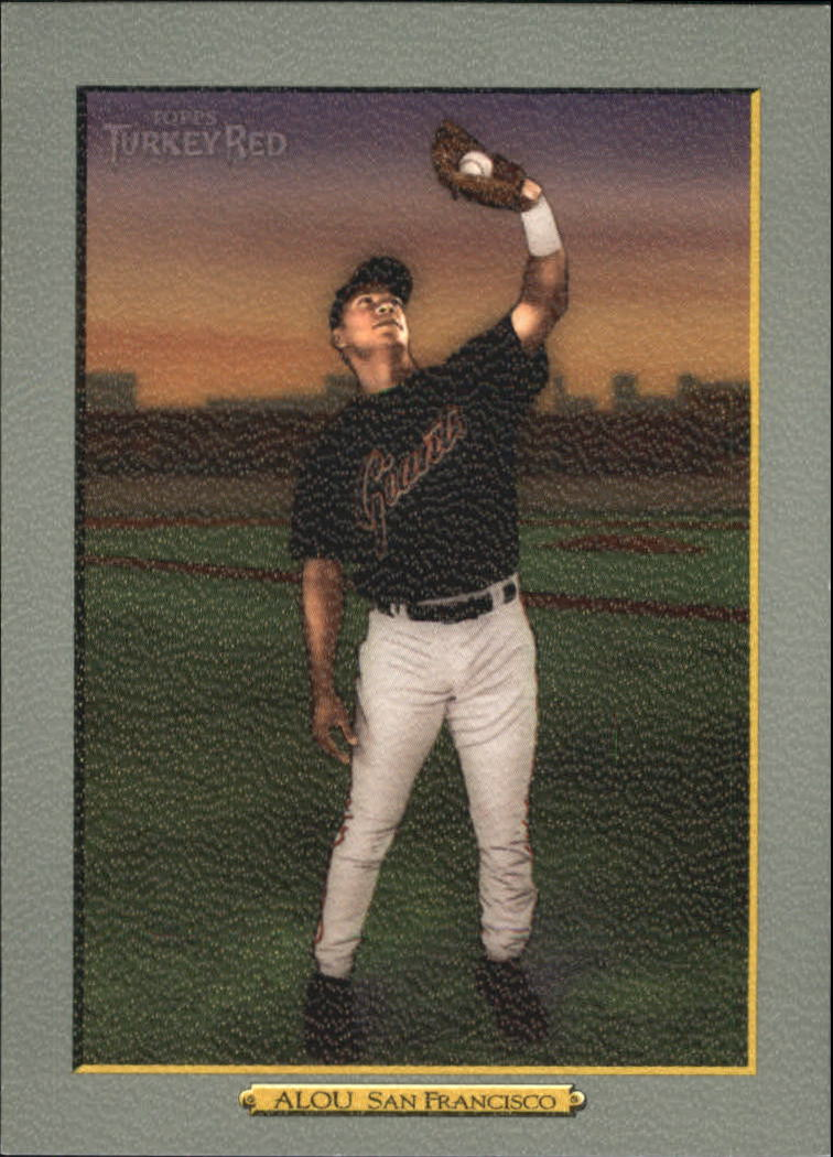 2006 Topps Turkey Red #379 Moises Alou