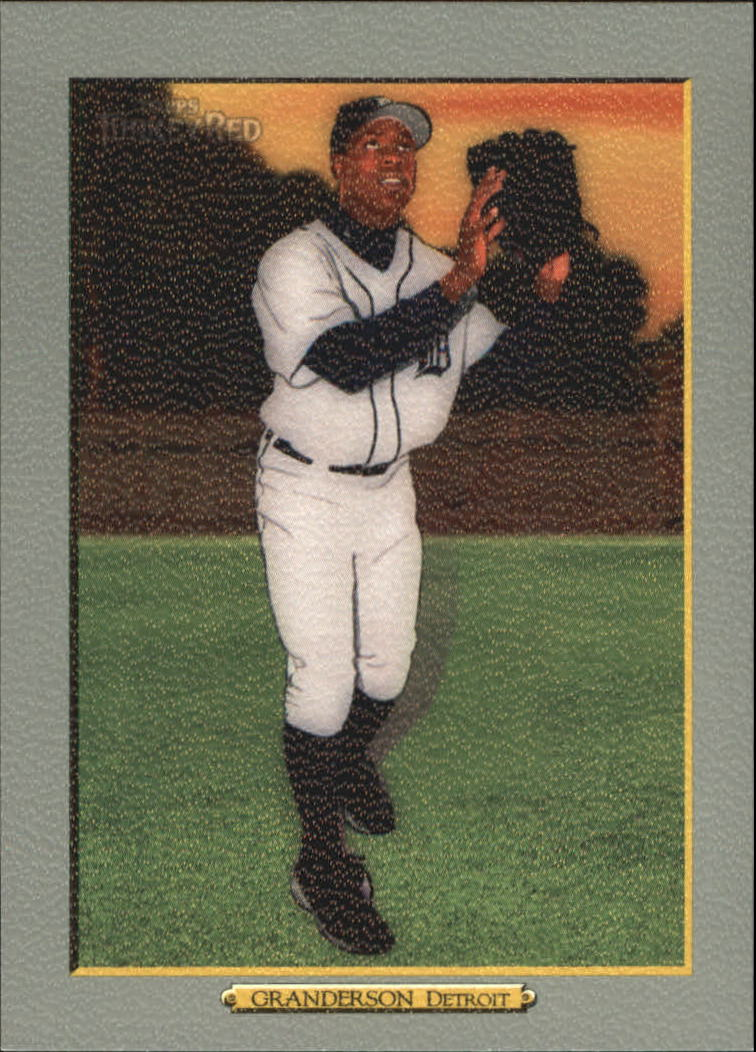 2006 Topps Turkey Red #468 Curtis Granderson front image