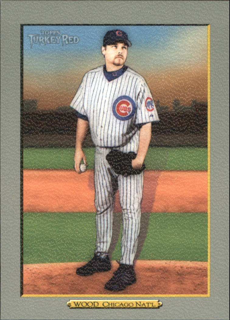 2006 Topps Turkey Red #469 Kerry Wood