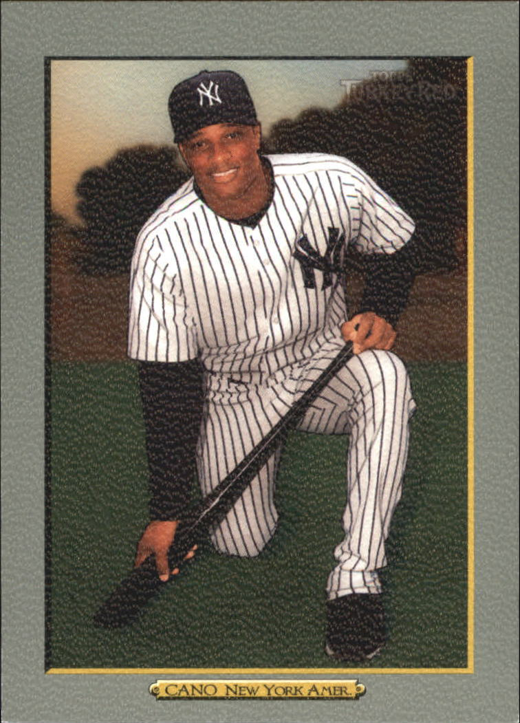 2006 Topps Turkey Red #525 Robinson Cano