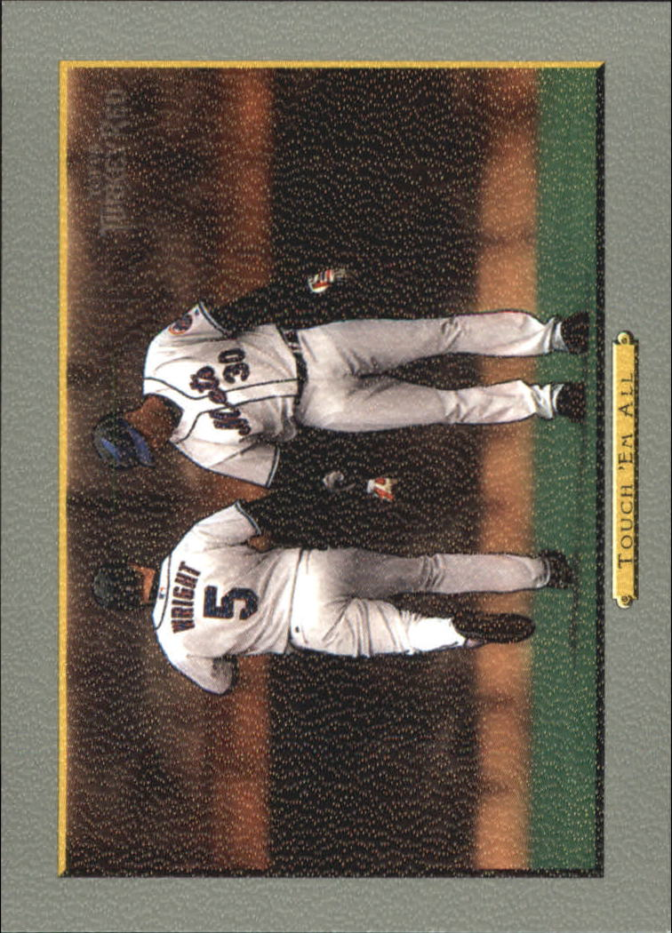 2006 Topps Turkey Red #576 Touch Em All CL
