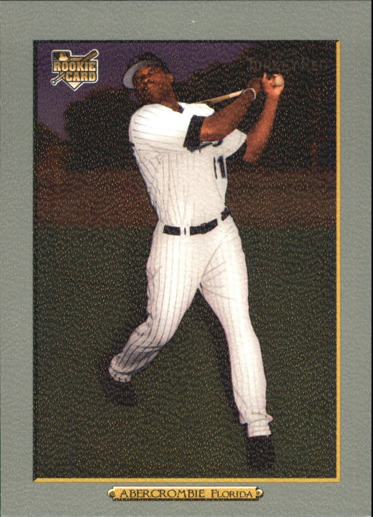 2006 Topps Turkey Red #616 Reggie Abercrombie (RC)