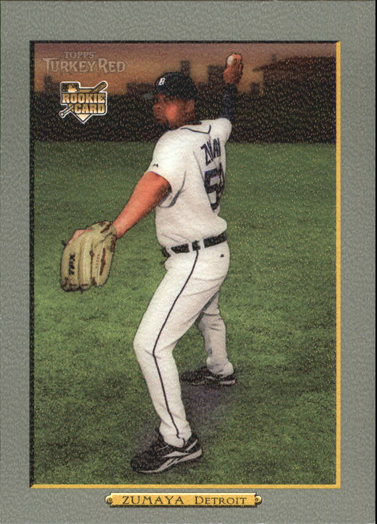 2006 Topps Turkey Red #619 Joel Zumaya (RC)