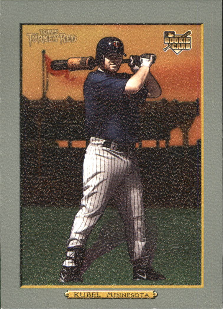 2006 Topps Turkey Red #621 Jason Kubel (RC)
